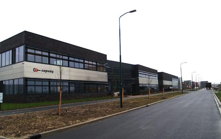 Bedrijfsruimte te Houten, nieuwbouw